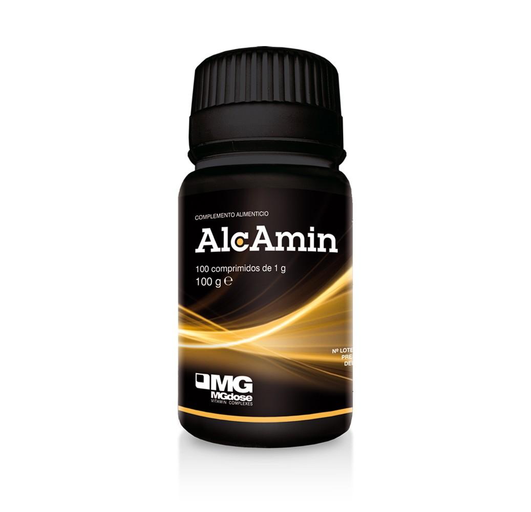 Alcamin - 100 comp.