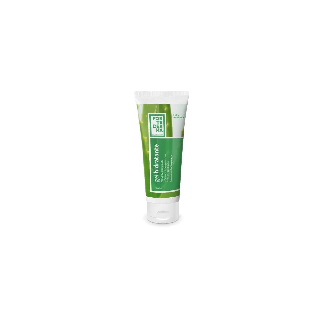 Fortederma - Gel hidratante aloe vera - 200 ml