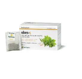 Herboplant - Obes-L - 20 filtros de infusi