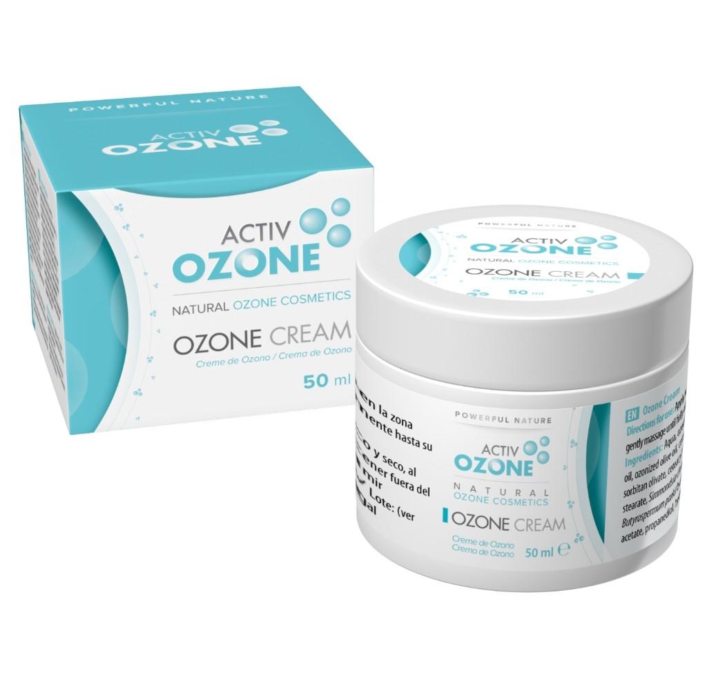 Activozone Ozone Cream - 50 ml