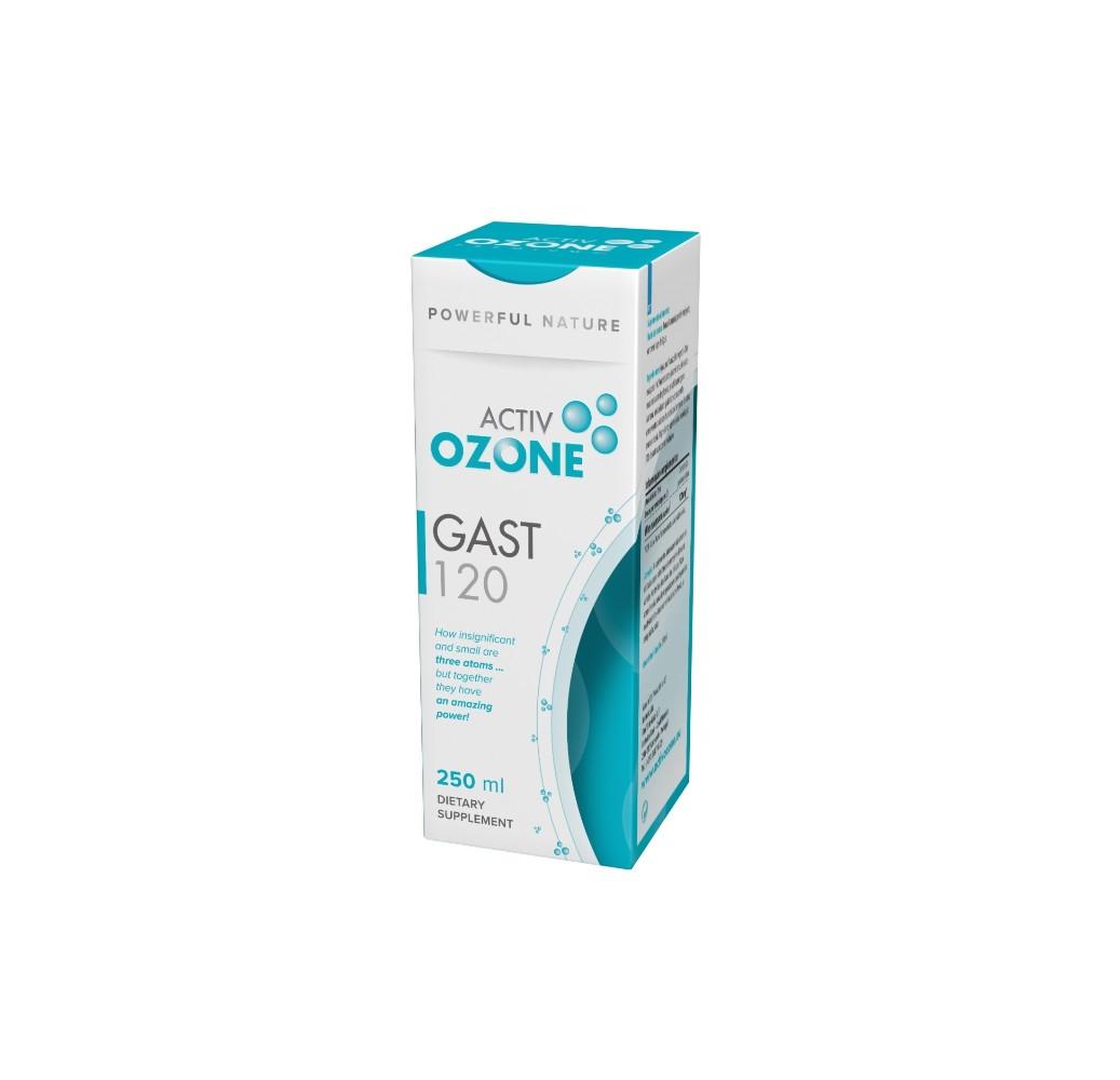 Activozone Gast 120 - 250 ml