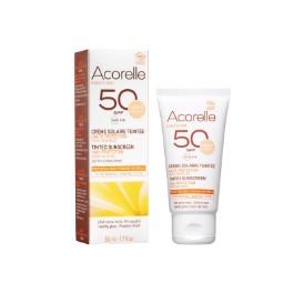 Crema Facial Color Abricot SPF 50 - 50 ml