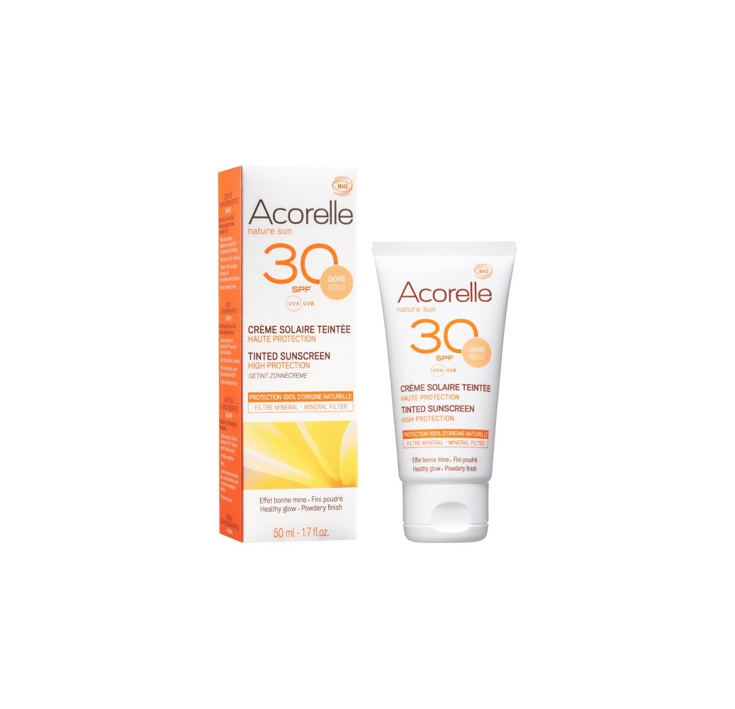 Crema Facial Color Dore SPF 30 - 50 ml
